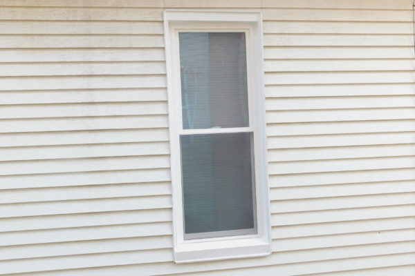 Custom Size Double Hung Window