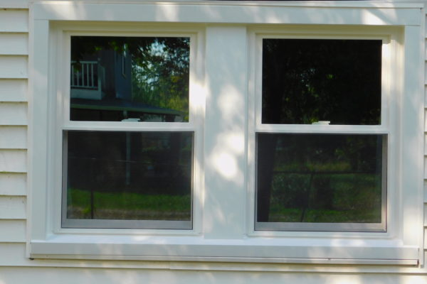 Double Paned Energy Efficient Windows