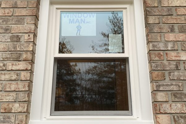 Beautiful Double Hung Window
