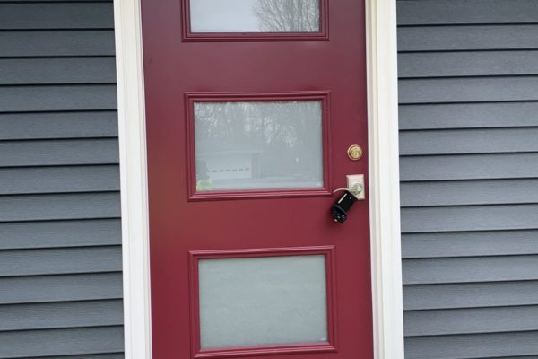 Therma Tru Entry Door