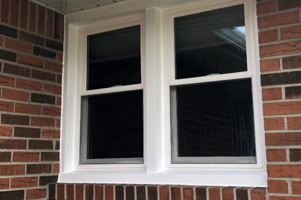 Set of Double Hung Replacement Windows